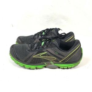 Brooks Pure Cadence Running Shoes Green Black